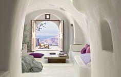 Perivolas Resort, Santorini.