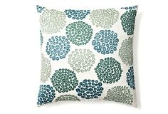 20x20 Sea Sponges Pillow