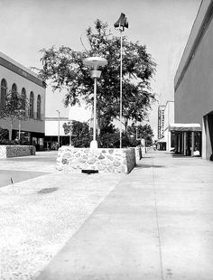Pomona Mall (1962) by 47specialdeluxe, via Flickr