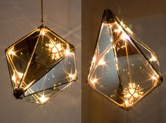 Maxhedron Geometric Light