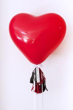valentine's day mylar balloons