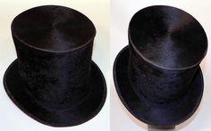 Corey & Stewart top hat was made custom for this dapper dog Snowman Kit, Daily Style, Christmas Dog, Daily Fashion, Dapper, Victorian, Hats, Black, Urban Fashion