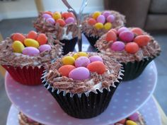 Easter Cupcakes - Leave it to me