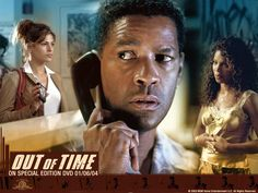 Denzel Washington in Out of Time Wallpaper