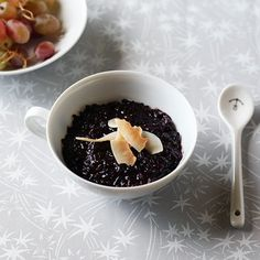 Recipe: Coconut Black Rice Pudding — Recipes From The Kitchn