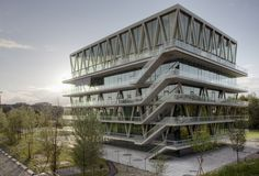 School Building : Christian Kerez