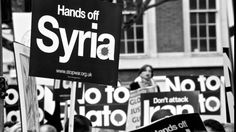 Britain, France and the US are committing to another disastrous military intervention. Apart from the inevitable casualties, any attack on Syria can only inflame an already disastrous civil war and would risk pulling in regional powers further.   Most people in this country have learnt from the disasters of Iraq, Afghanistan and Libya. According to a Telegraph poll today only 9% of British people support an attack. Our politicians however have learnt nothing!!!