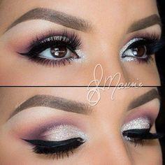 Novia Con Maquillaje Del Día De Boda Sass #2145350 - Weddbook