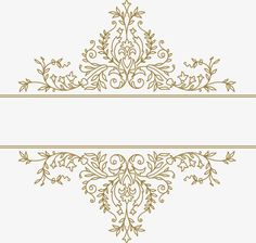 European pattern design, Decorative Motifs, Classical Pattern, Retro PNG and Vector Wedding Symbols, Wedding Logos, Wedding Cards, Flower Backgrounds, Flower Wallpaper, Iphone Wallpaper, Wedding Invitation Background, Wedding Invitations, Border Design
