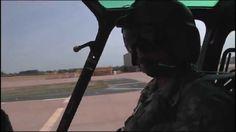 Last OH-58 Kiowa Helicopter Flight