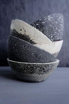 Schalen giessen / Bowls
