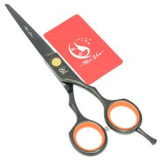 5.5Inch 15.5CM Hair Cutting Scissors JP440C 6CR Hair Shears Hairdressing Sharp Hair Scissors 3Colors Optional 1Pcs HA0083 #Affiliate