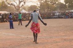 Beats of the Antonov � music, love and war in Sudan