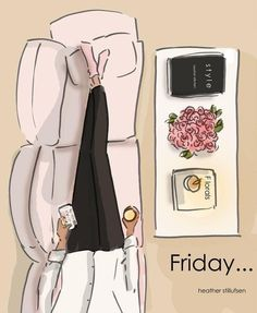 I wish my Friday's was like this!
