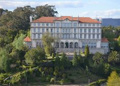 Pousada de Santa Luzia. Viana do Castelo
