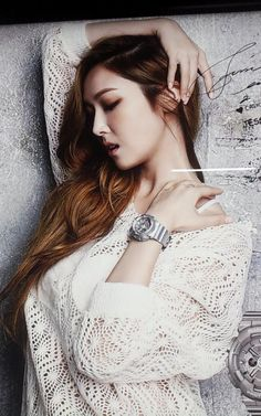 Snsd jessica for Baby G Jessica Snsd, Jessica & Krystal, Krystal Jung, Jessica Jung Fashion, Korean Girl Band, Ice Princess, Baby G, Asian Celebrities, Girl Bands