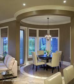 Builder: Genex Development: British Columbia/Canada  Decorator: tdSwansburg Design Studio, British Columbia, Canada