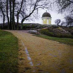 The Road - Kaivopuisto, Helsinki, Finland
