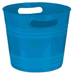 "Amscan Party Perfect Ice Bucket (1 Piece), Blue, 8.35 x 9.85"" >>> You can get more details by clicking on the image. (Amazon affiliate link)"