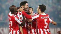 mykonos ticker: Τ-άσος στο μανίκι! Ολυμπιακός - Παναθηναϊκός 1-0