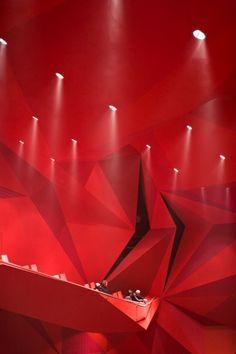 Theatre Agora in Lelystad, The Netherlands   UNStudio