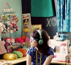 El Costurero Magazine: Espacios creativos