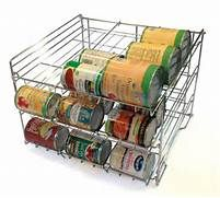 5 Best Can Rack – Neatly organize your kitchen cabinets ...