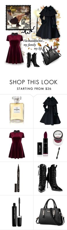 """""""I'm thankful for..."""" by tempestaartica ❤ liked on Polyvore featuring Chanel, Miss Selfridge, Whiteley, Smith & Cult, Giuseppe Zanotti, Marc Jacobs and imthankfulfor"""