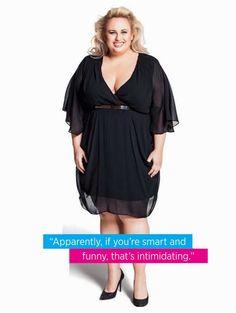 As Seen In… Australian Women's Weekly Feb 2015 | Inside City Chic - Women's Plus Size Fashion City Chic - City Chic Your Leading Plus Size Fashion Destination #citychic #citychiconline #newarrivals #plussize #plusfashion