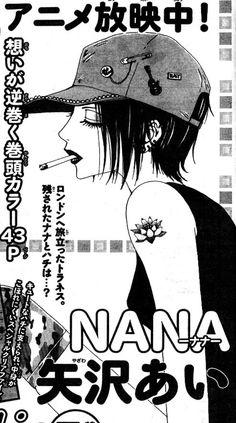 Manga Tattoo, Anime Tattoos, Manga Art, Anime Manga, Nana Osaki, Manga Clothes, Wine Art, Drawing Skills, Good Manga