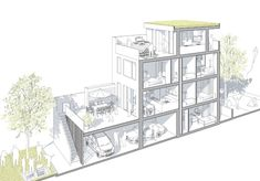 MaccreanorLavington Architects - Barking Riverside (0214)