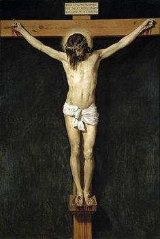 Diego Velazquez The Crusification