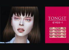Tongsomething : Tongst Eyes-1.