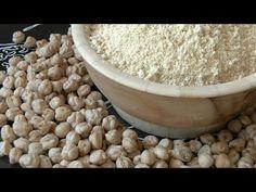 Cómo hacer harina de garbanzos casera | Cocina