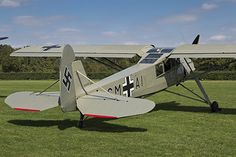 Fieseler Fi-156A-1 Storch - 1 | Flickr - Photo Sharing!