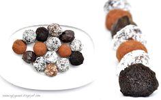 Seemingly Greek: Nutella Oreo Truffles