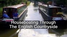 When James Brindley built the first British canal in the early few people could have imagined the impact it would have on the nation. English Countryside, Documentaries, England, Youtube, Little Cottages, English, British, Youtubers
