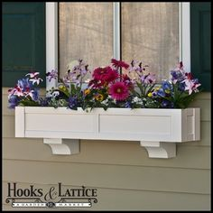 "60"" Solera Premier Direct Mount Flower Box"