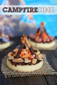 Campfire Cookies.....