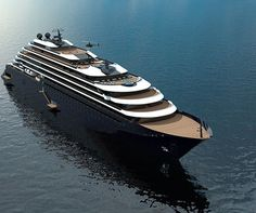 Ritz-Carlton cruiser