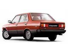 Fiat 131 Supermirafiori