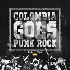 Colombia goes punk Rock