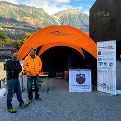 good morning ✌🏻️ #alpinmesseinnsbruck #alpinmesse #innsbruck #tirol #austria #österreich #lvssuchfeld #rescuetraining #lvstraining #atc #avalanchetrainingcenter #avalanchesafety