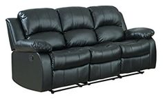 Choosing A Leather Sofa. Enhance your interior decor with a new sofa. With so many types to pick from selecting the right couch can be hard. It is usually smart to have a look at several ideas prior to you buying a sofa. Best Leather Sofa, Black Leather Sofas, Bonded Leather, Black Loveseat, Black Sofa, Black Futon, Leather Reclining Sofa, Leather Loveseat, Leather Sectional
