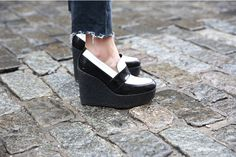 Cecile #wedges #shoes