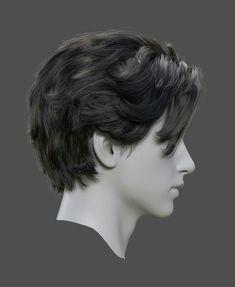 Haircuts For Long Hair, Haircuts For Men, Cool Hairstyles, Drawing Hairstyles, Bollywood Hairstyles, Gents Hair Style, Medium Hair Styles, Long Hair Styles, Wavy Hair Men