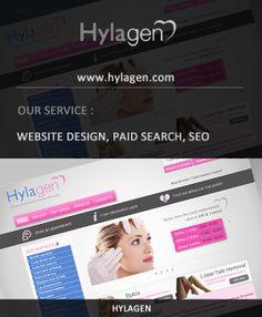 http://www.wsidigitalweb.com  Hylagen web site created by WSI Digital Web
