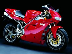 Ducati748 my next toy...I will ride again,