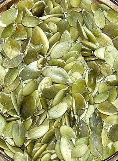 How to Use Pumpkin Seeds for Parasites and Intestinal Worms ~ via superfoodprofiles...