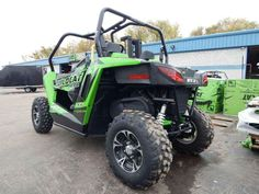 """Used 2014 Arctic Cat Wildcat Trail XT ATVs For Sale in Wisconsin. 2014 Arctic Cat Wildcat Trail XT, 90 DAY FACTORY WARRANTY, FOX SHOCKS, INDEPENDENT REAR SUSPENSION, 50"""" WIDE!! 700 CC !! - Give us a call toll free at 877-870-6297 or locally at 262-662-1500. There will be more pictures available upon request. We also offer great financing terms for qualifying credit. Call us for buying or trading your motorcycle, atv, or snowmobile."""